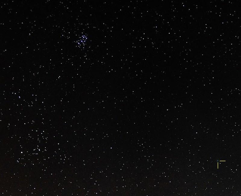 Comète 46P/Wirtanen en décembre 2018 45579617394_84464082c4_c