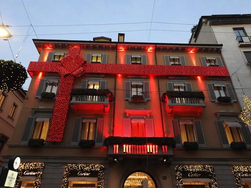 Milano - Natale nel Quadrilatero