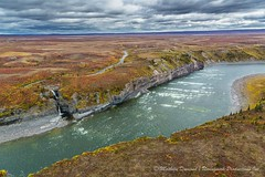 Coppermine River in colors_Red-5473