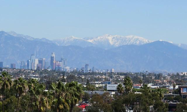 LA Snow (Last March)
