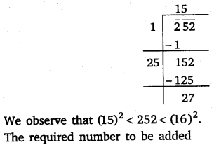 NCERT Solutions for Class 8 Maths Chapter 6 Squares and Square Roots 39