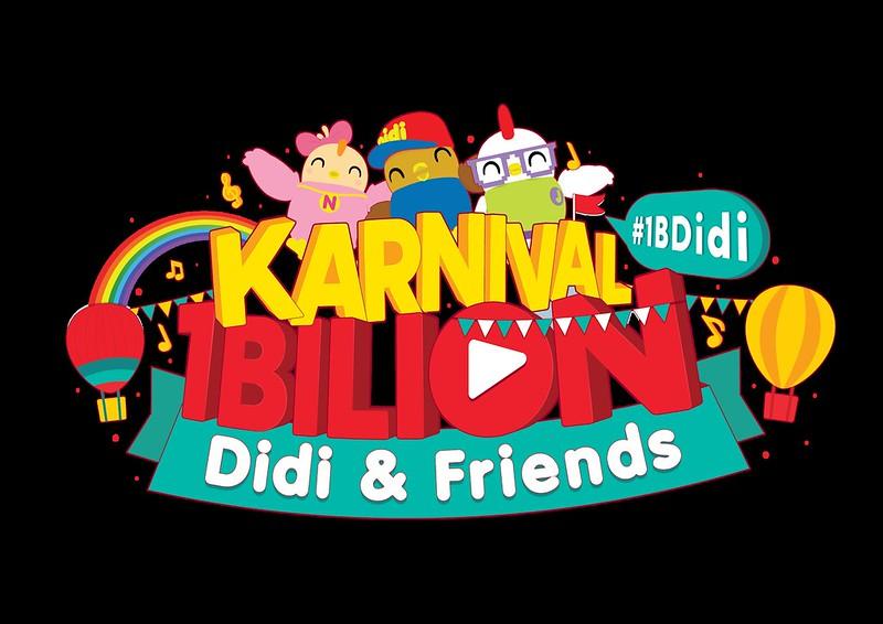 logo Karnival 1 Bilion Didi & Friends