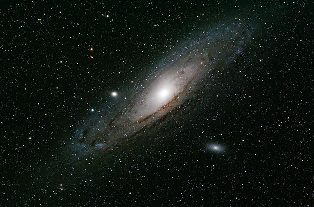 M31 Andromeda Galaxy (11-7-18)