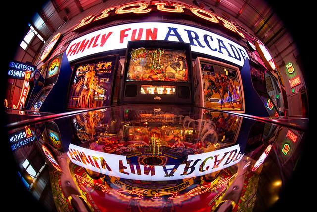 Family Fun Arcade