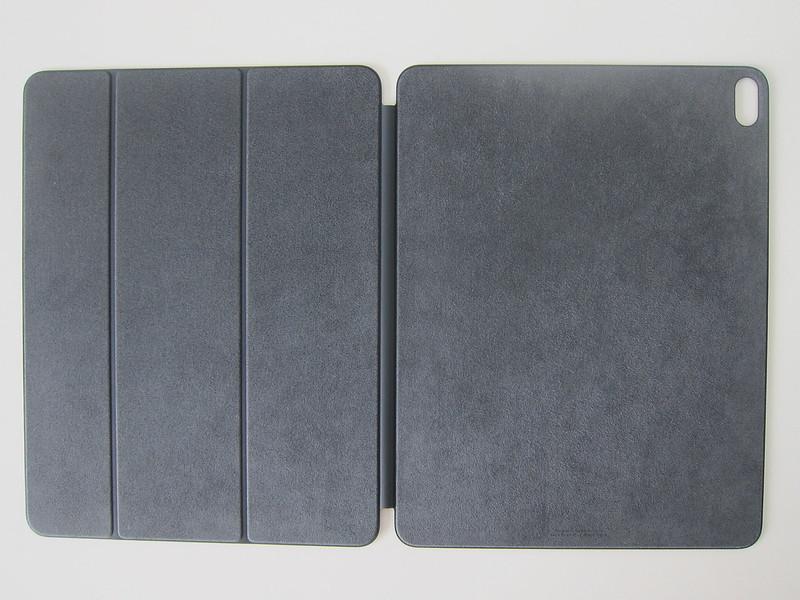 Apple iPad Pro 12.9-inch (3rd Generation) Smart Folio (Charcoal Grey) - Inside