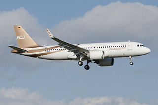 D-AVVL - Airbus CJ A320-251 NEO - Acropolis Aviation - msn 8403