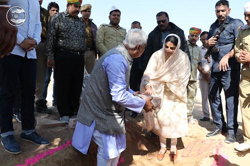Inauguration of Satsang Bhawan Udaipur