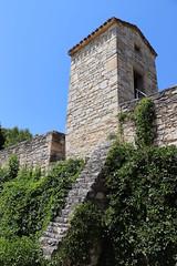 Boissières - Vestiges du Château médiéval (bourg) - Photo of Montamel