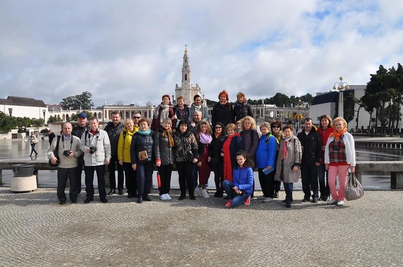 Паломничество в Фатиму духовенства и верных из Сургута