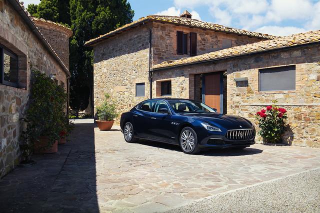 Comprar Maserati Quattroporte