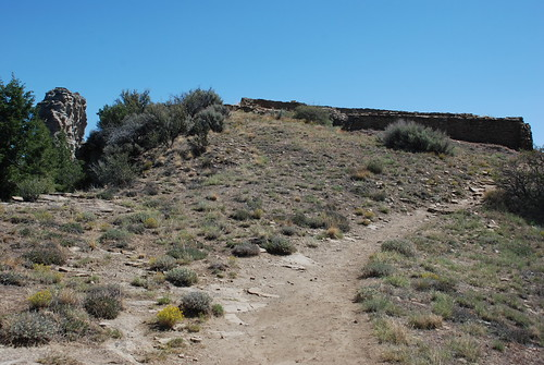Chimney Rock Path. From History Comes Alive at Chimney Rock National Monument