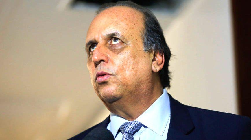 Lava Jato prende governador do Rio com autorização do STJ, Pezão, governador do Rio de Janeiro