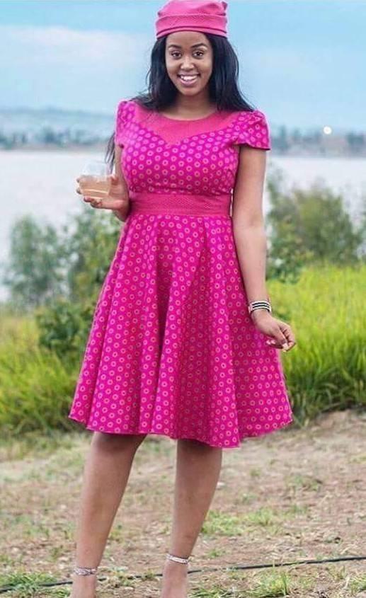 Latest Shweshwe Dresses Styles For 2019