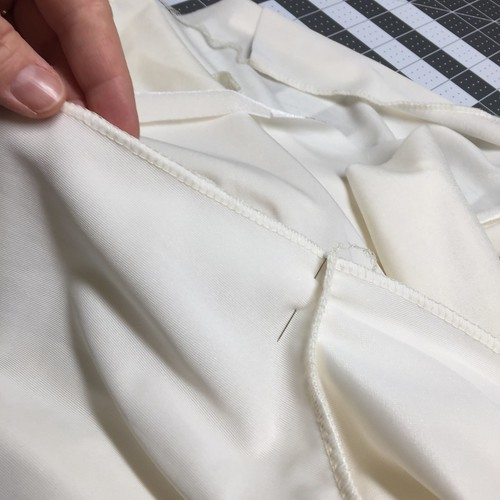 Tutorial: Clean-Finish Inseam Pockets