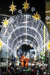 Poblet de Nadal d'Andorra la Vella 2018.
