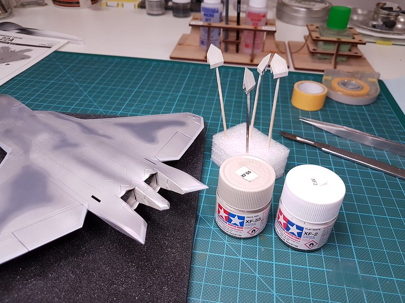Academy 1/72 F-22A Air Dominance Fighter - Sida 5 46409634011_dc882d41a0_c