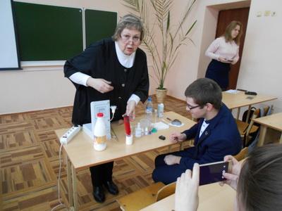 """мастер – класс по теме """"Физико-химические свойства молока"""""""