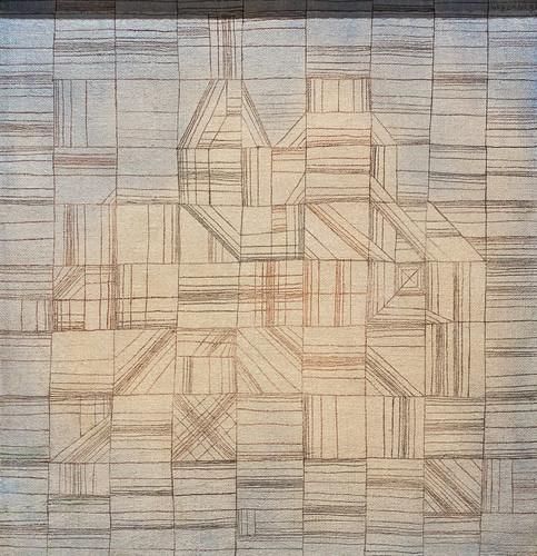 Paul Klee, Variations (Progressive Motif), 1927 4/16/16 #metmuseum #artmuseum