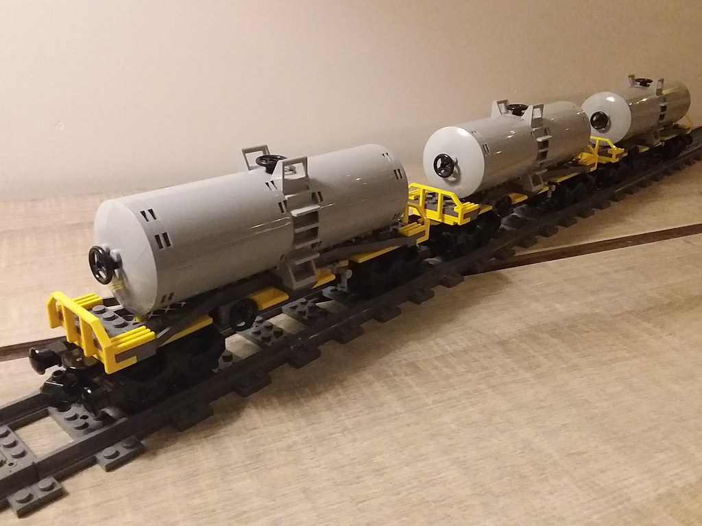 Tanker Rail Cars