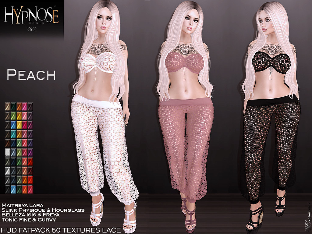 HYPNOSE – PEACH *PROMO 99LS LIMITED*