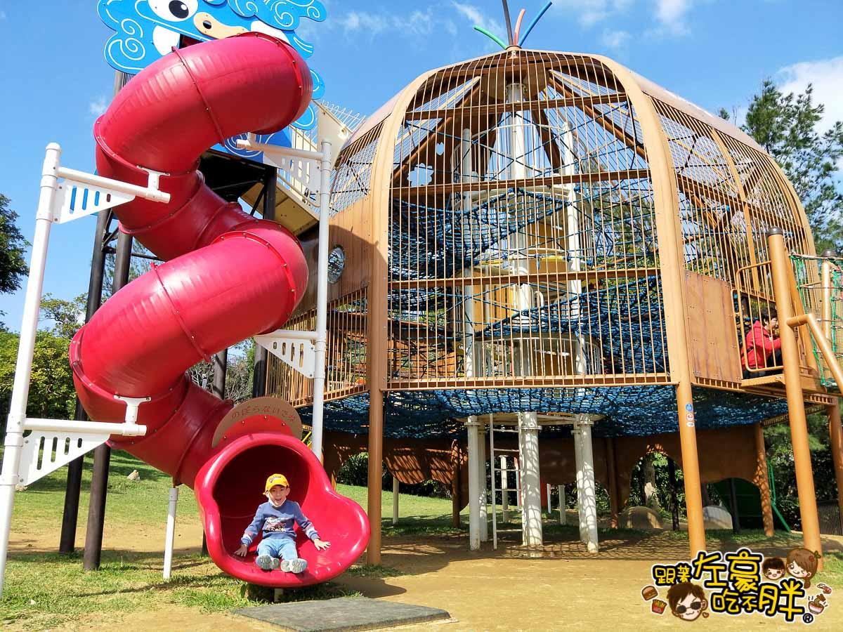 沖繩景點 奧武山公園(兒童樂園公園)-35