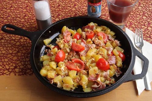 Bauernfrühstück und Rotbäckchen Klassik
