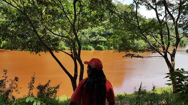 Acampamento do MST às margens do Paraopeba sente os efeitos do rompimento da barragem