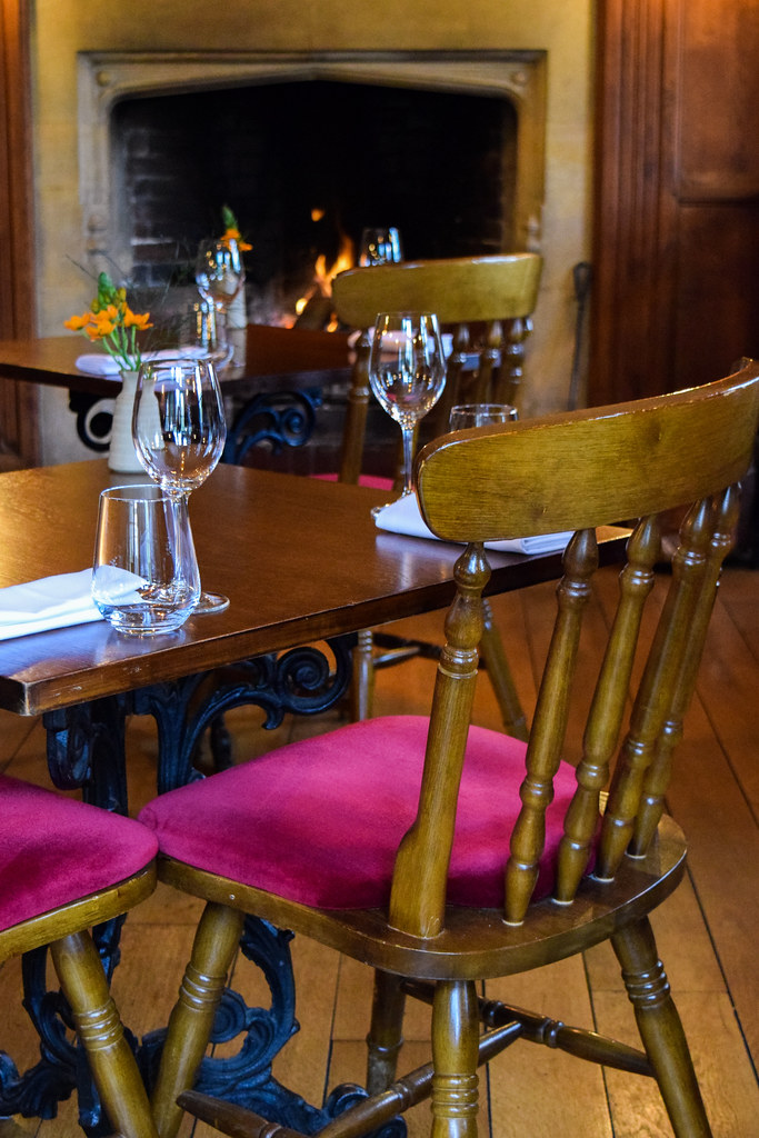 Dining Room at the Fordwich Arms, Canterbury