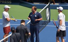 James Duckworth & Andy Murray