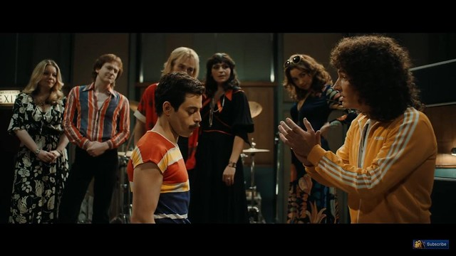Bohemian Rhapsody Still cast