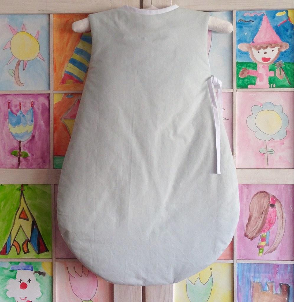 saco de dormir muy calentito para bebés