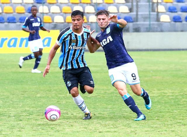 Copa Ipiranga Sub-20 - Grêmio x Racing