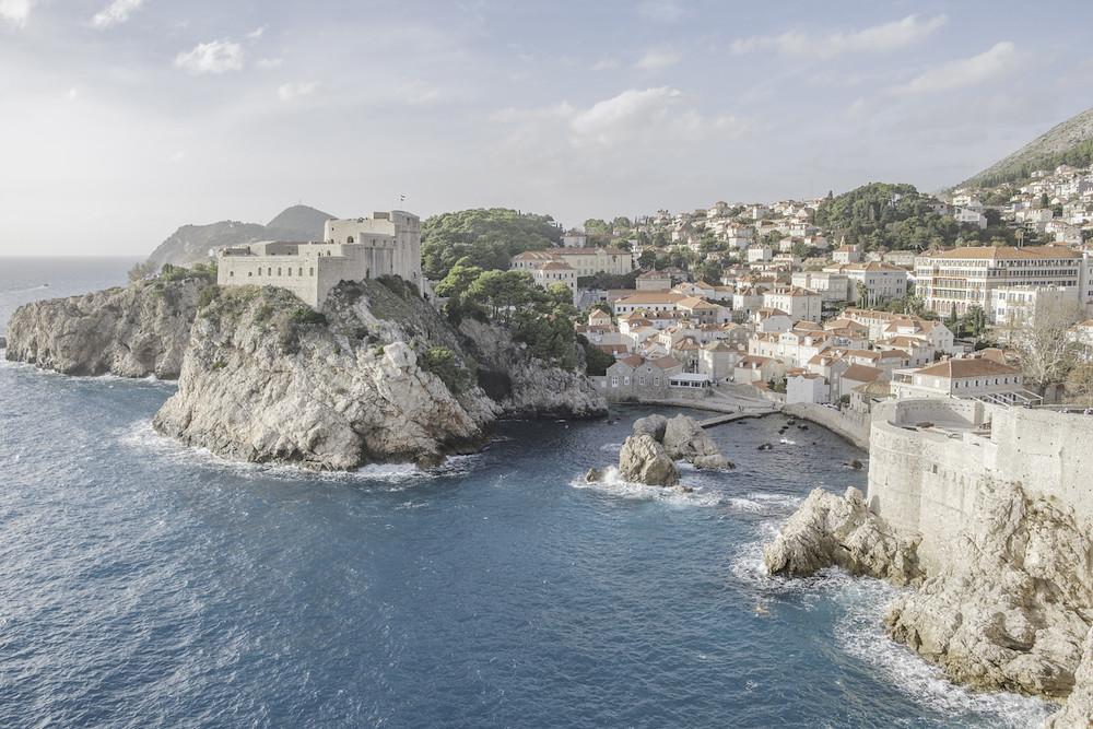 Teen girls Dubrovnik