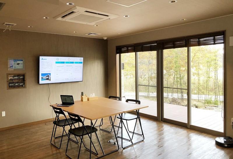 台達赤穂節能園區綠建築應用台達樓宇管理控制系統、LED智慧照明(DALI控制調光系統)、室內空氣品質解決方案等,達到提升能源管理、減少環境影響與營運成本等效益
