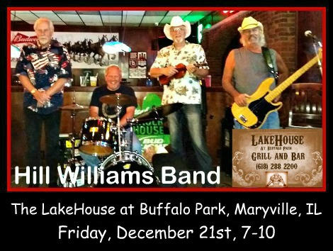 Hill Williams Band 12-21-18
