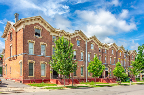 Utica Row Houses