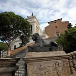 Scalinata dell'Ara Coeli. Rome. Italy. IMG_2048 - https://www.flickr.com/people/60181667@N07/
