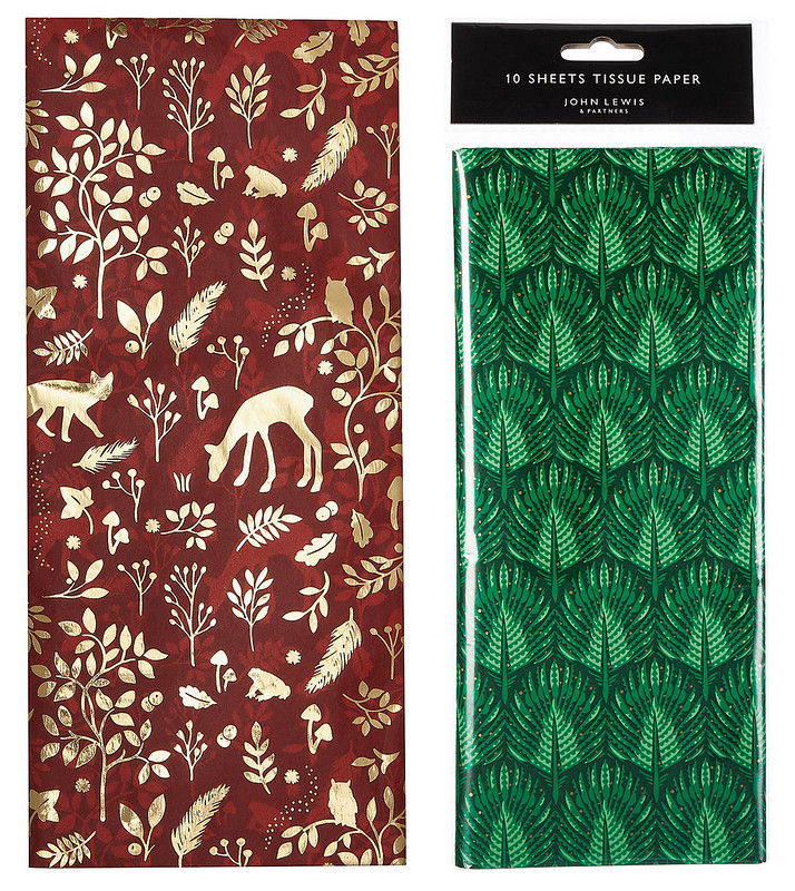 Christmas Tissue Paper 2018