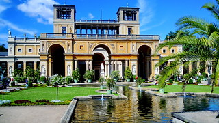 Potsdam, Sanssousi Orangerie