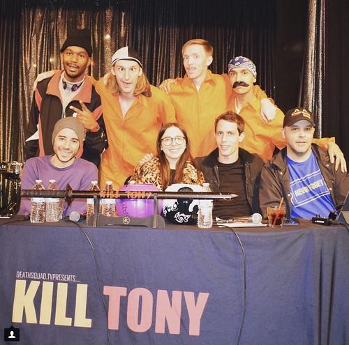 KILL TONY #307
