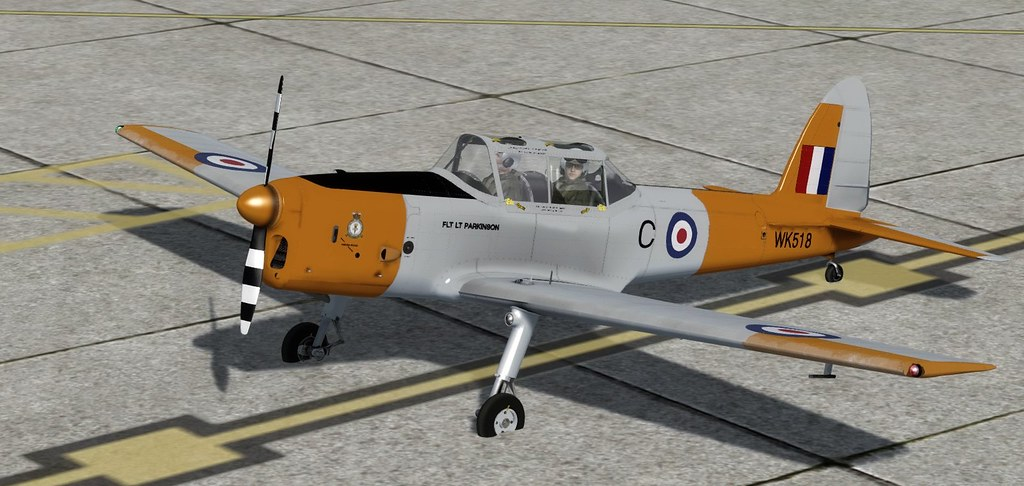 Another repaint, JF Chipmunk!