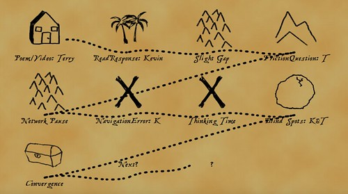 Terry and Kevin liminal treasure map