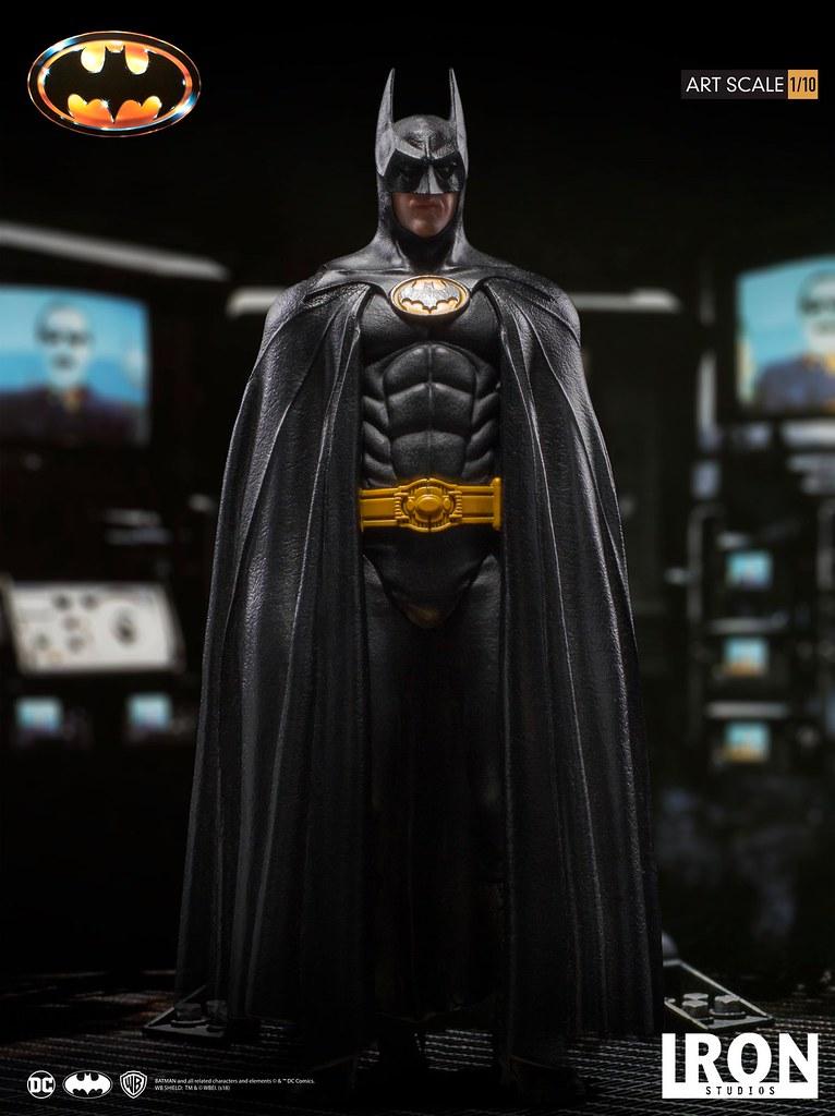 「I'm Batman!