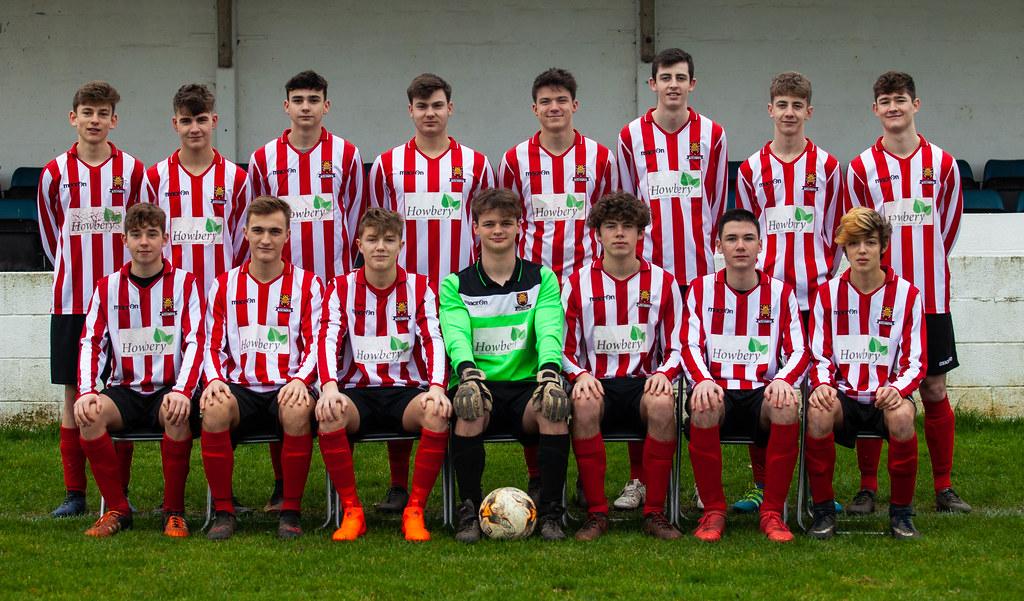 Wallingford Town U19 2018-19