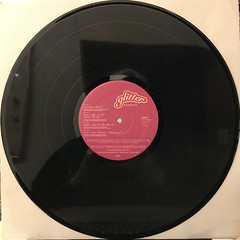 MARIAH CAREY:GLITTER(RECORD SIDE-A)