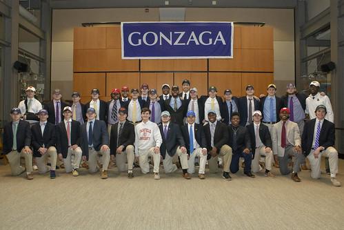 "Gonzaga Sports ""Signing Day"" 2019"