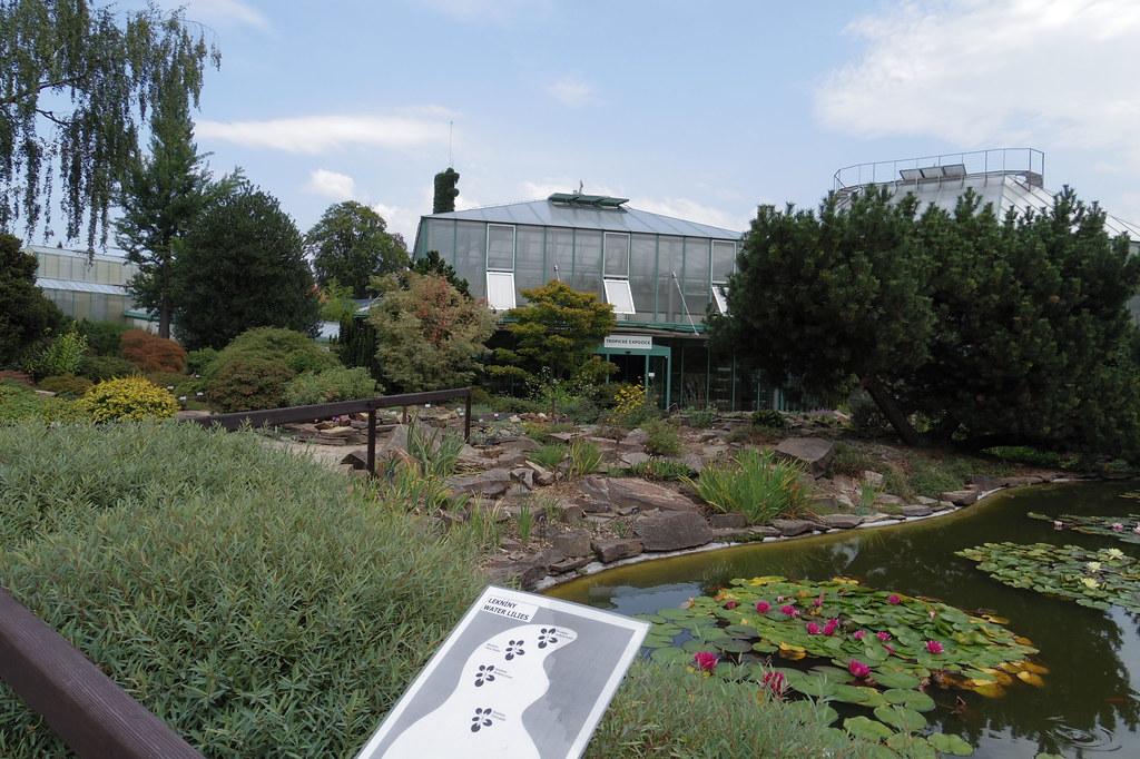 リベレツ植物園