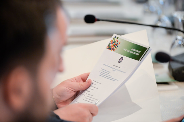ALBANIA: cascade training of Albanian magistrates on effective remedies for length of proceedings