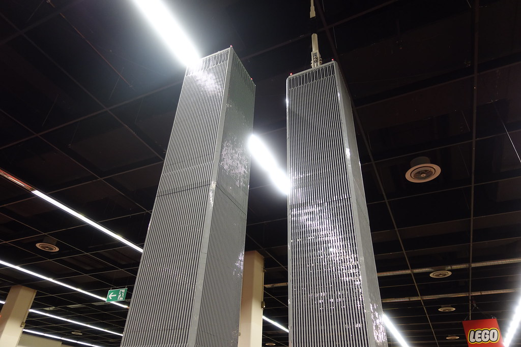 Lego Twin Towers