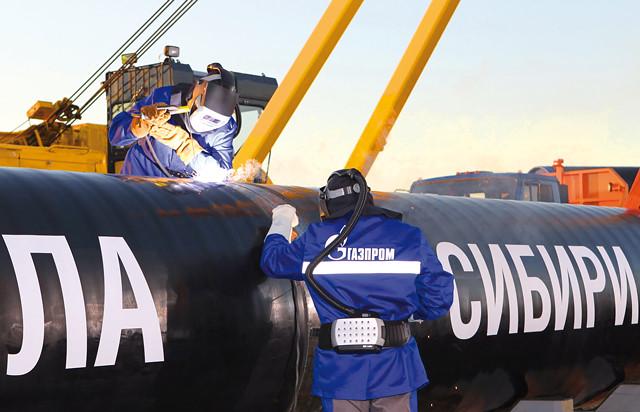 сварка нефтепровода
